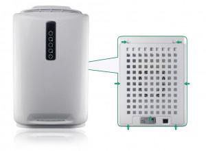 Purificateur d'air PRO avec HEPA H13 anti-covid, 60m2, 99,97% de 0,3 µm - Devis sur Techni-Contact.com - 5