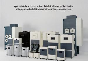 Purificateur d'air PRO anti-covid 40m2 - Devis sur Techni-Contact.com - 8