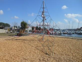 Pyramide de corde 4 à 8 m - Devis sur Techni-Contact.com - 1