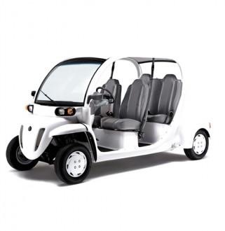 Quadricycle électrique 4 places - Devis sur Techni-Contact.com - 1