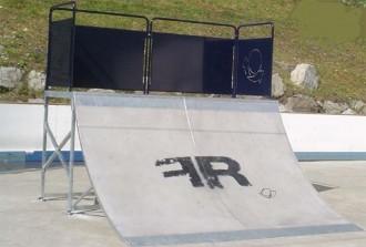 Quarter lanceur de skate - Devis sur Techni-Contact.com - 1