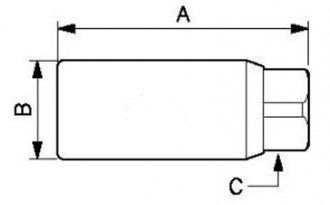 Raccord taraudé femelle 6 mm - Devis sur Techni-Contact.com - 2