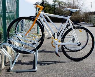 Rack à vélos 4 places - Devis sur Techni-Contact.com - 3