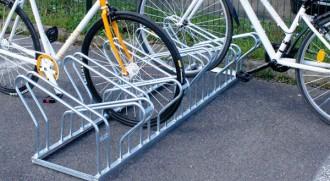 Rack à vélos 4 places - Devis sur Techni-Contact.com - 4