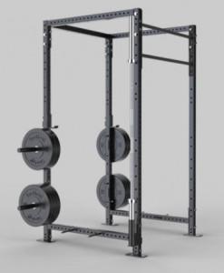 Rack de musculation squat à barre fixe - Devis sur Techni-Contact.com - 1