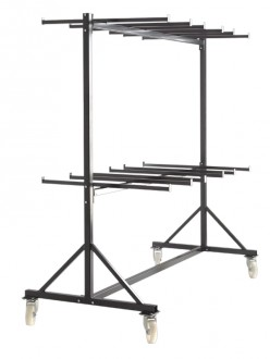 Rack de stockage double - Devis sur Techni-Contact.com - 1