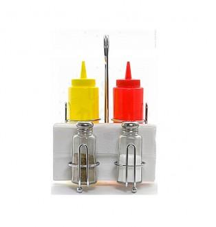 Rack en métal chromé - Devis sur Techni-Contact.com - 1