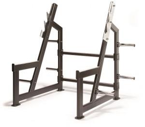Rack squat professionnel - Devis sur Techni-Contact.com - 1