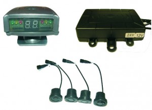 Radar de recul sans fil - Devis sur Techni-Contact.com - 1