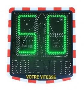 Radar pédagogique V400 - Devis sur Techni-Contact.com - 3