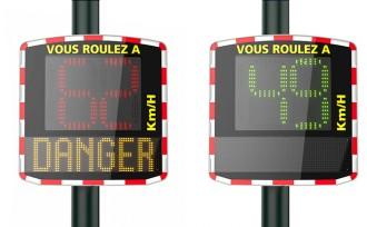 Radar pédagogique de sécurité - Devis sur Techni-Contact.com - 1