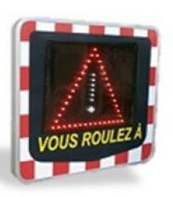 Radar pédagogique préventif - Devis sur Techni-Contact.com - 4