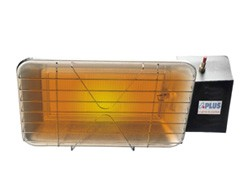 Radiant gaz fixe - Devis sur Techni-Contact.com - 1