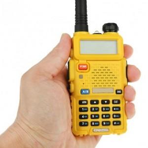 Talkie Walkie a 2 Bandes FM Radio - Devis sur Techni-Contact.com - 1