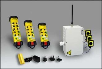 Radiocommande ergonomique - Devis sur Techni-Contact.com - 1