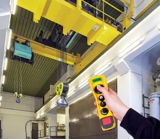 Radiocommande ergonomique pont roulant - Devis sur Techni-Contact.com - 2