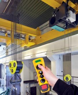 Radiocommande ergonomique pont roulant - Devis sur Techni-Contact.com - 3