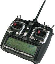 RADIOCOMMANDE HITEC AURORA 9 2,4 GHZ - Devis sur Techni-Contact.com - 1