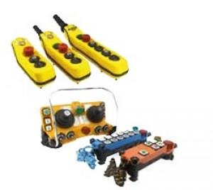 Radiocommande industrielle pour matériel de levage - Devis sur Techni-Contact.com - 1