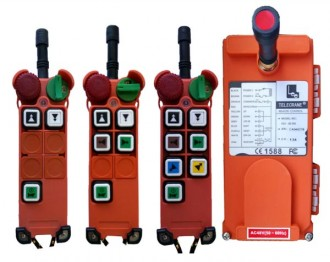 Radiocommande industrielle pour matériel de levage - Devis sur Techni-Contact.com - 3