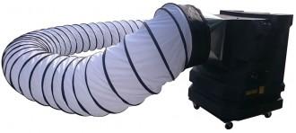 Rafraîchisseur d'air adiabatique professionnel 5000 m3/h - Devis sur Techni-Contact.com - 2