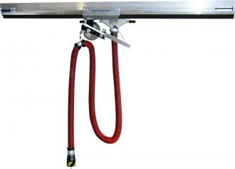 Rail d'aspiration pour gaz d'échappement - Devis sur Techni-Contact.com - 1