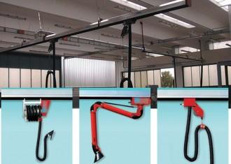 Rail d'extraction gaz modulaire - Devis sur Techni-Contact.com - 2