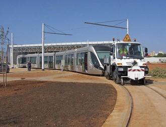 Rail route traction - Devis sur Techni-Contact.com - 1