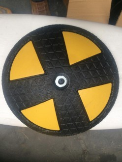 Ralentisseur circulaire de vitesse - Devis sur Techni-Contact.com - 1