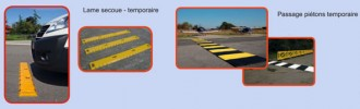 Ralentisseur de vitesse - Devis sur Techni-Contact.com - 3