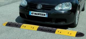 Ralentisseur de vitesse parking - Devis sur Techni-Contact.com - 2