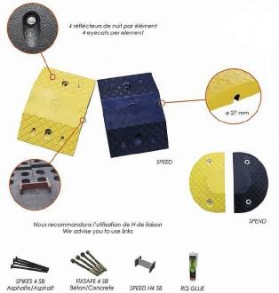 Ralentisseur modulable - Devis sur Techni-Contact.com - 4