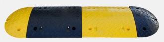 Ralentisseur modulable en caoutchouc - Devis sur Techni-Contact.com - 1
