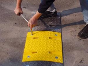 Ralentisseur de vitesse type bande - Devis sur Techni-Contact.com - 2