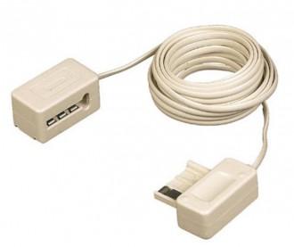 Rallonge lisse Prise T 10 m - Devis sur Techni-Contact.com - 1