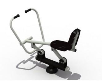Rameur fitness d'extérieur - Devis sur Techni-Contact.com - 2