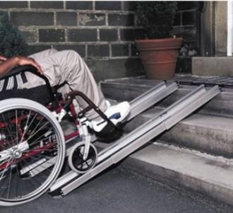 Rampe accès handicapé - Devis sur Techni-Contact.com - 1