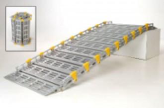 Rampe d'accès enroulable - Devis sur Techni-Contact.com - 1