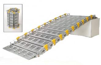Rampe d'accès handicapés 450 Kg - Devis sur Techni-Contact.com - 1