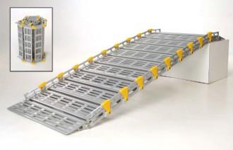 Rampe d'accès handicapés modulaire - Devis sur Techni-Contact.com - 2