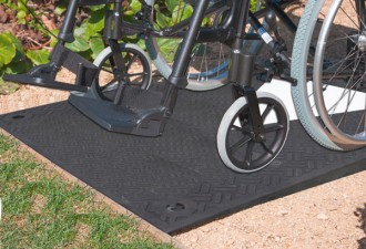 Rampe d'accès pour handicapé - Devis sur Techni-Contact.com - 2