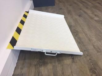 Rampe de seuil en aluminium PMR - Devis sur Techni-Contact.com - 2