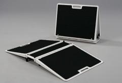 Rampe de seuil pour handicapé pliante - Devis sur Techni-Contact.com - 1