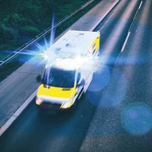 Rampe de signalisation ambulance - Devis sur Techni-Contact.com - 2