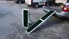 Rampe démontable pour scooter - Devis sur Techni-Contact.com - 3