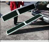 Rampe démontable pour scooter - Devis sur Techni-Contact.com - 4