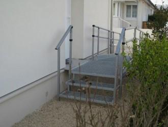 Rampe escalier modulaire - Devis sur Techni-Contact.com - 4