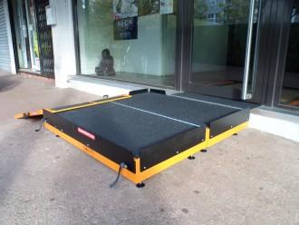 Rampe handicapé amovible - Devis sur Techni-Contact.com - 3