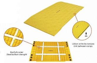 Rampe lourde haute résistance - Devis sur Techni-Contact.com - 3