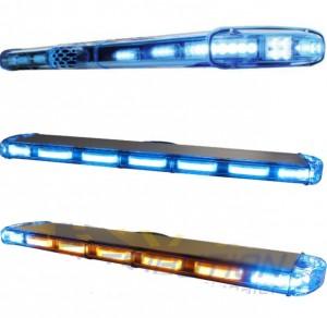 Rampe lumineuse avec sirène et haut-parleur - Devis sur Techni-Contact.com - 1